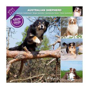 Calendrier Berger Australien 2021
