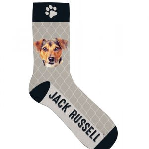 Chaussettes Jack Russel Terrier