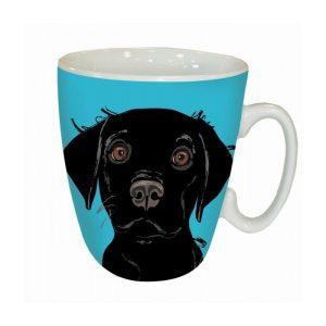Mug Labrador Noir