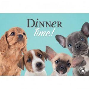 Set de table Cest lheure du repas